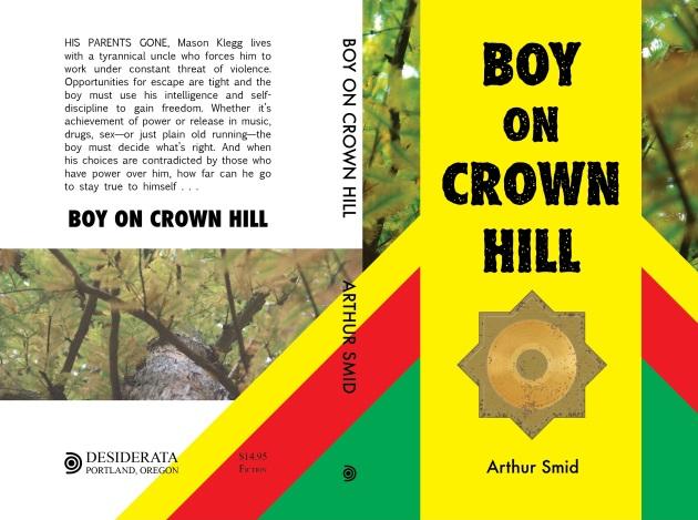 Boy on Crown Hill