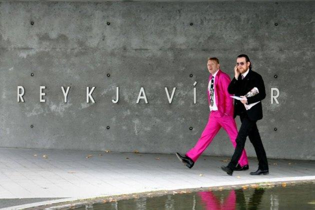 Jón Gnarr, Mayor of Reykjavík, Iceland