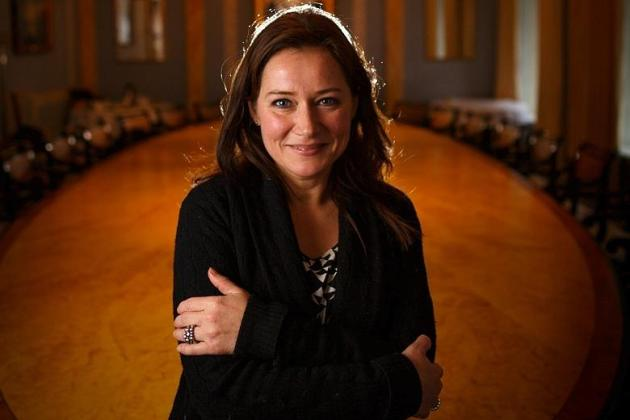 Sidse Babett Knudsen Photo by Paul Rodgers The Times